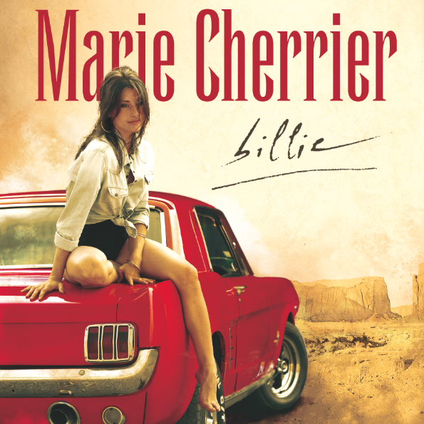 album Billie - Marie Cherrier